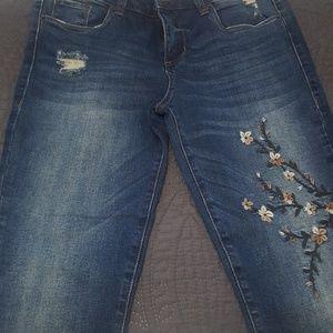 STS Blue Emma Ankle Skinny jeans size 29